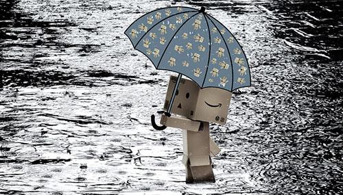 Waktuku Untuk Menerima Hujan