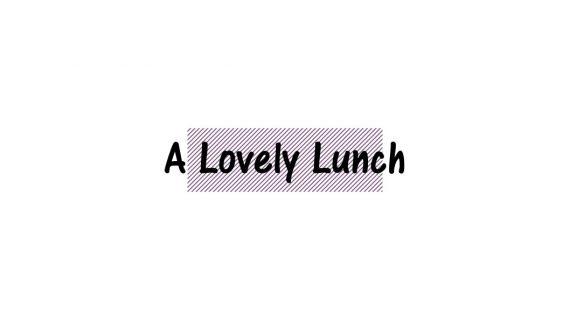 A Lovely Lunch oleh Kisara Bali